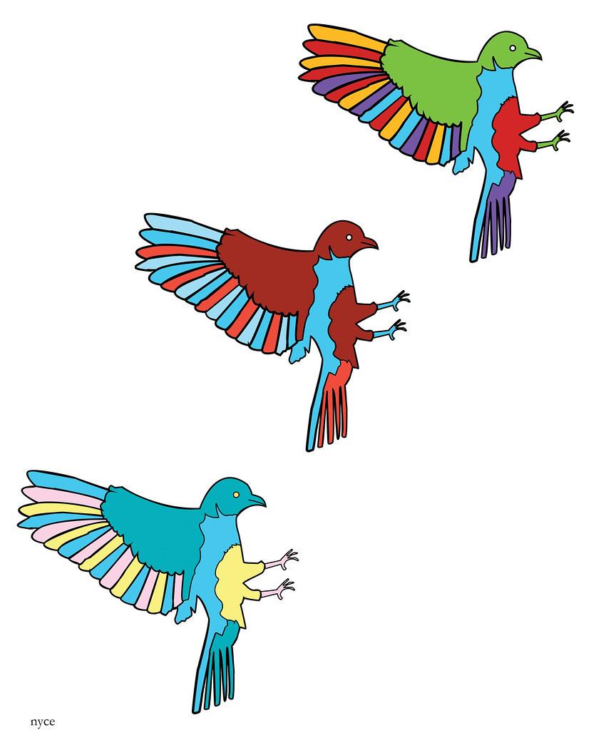 Gropey Bird