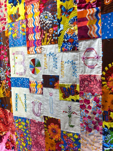 embroidery & velveteens