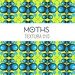 Pattern #10 -moths-