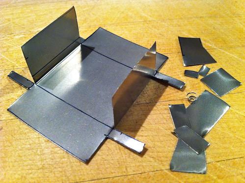Titanium Esbit 'Tray' Stove