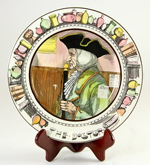 "2025. Royal Doulton ""Physician"" Plate"