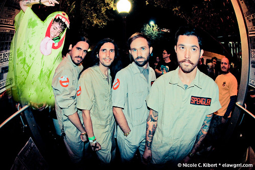 "Punch are Ghostbusters & Slimer @ Fest 10 • <a style=""font-size:0.8em;"" href=""http://www.flickr.com/photos//6322969896/"" target=""_blank"">View on Flickr</a>"
