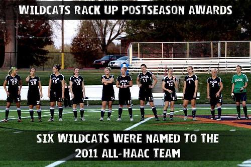 2011 All-HAAC squad