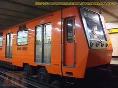 Alsthom CIMT MP-68 Terminal Aerea (infecktedmetromx) Tags: mexico df metro stc alstom bombardier l5 alsthom cimt mp68 brissoneauetlotz r9496