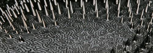 ferrofluid maze