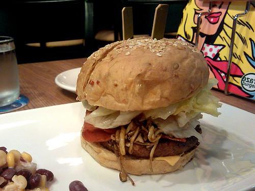 KG Burger
