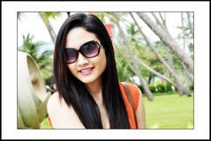 close-up #10 (e.nhan) Tags: portrait art girl beautiful closeup lady young backlighting enhan