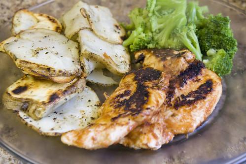 Spicy Barbecue Skillet Chicken Recipe