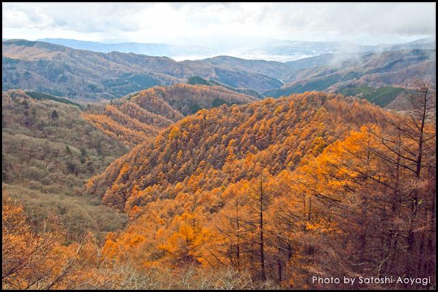 信州、秋景色