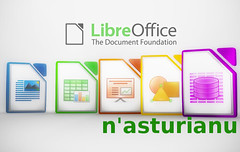 LibreOffice n'asturianu