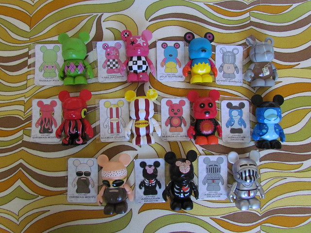 Urban 5 Vinylmation Set (No Chaser)