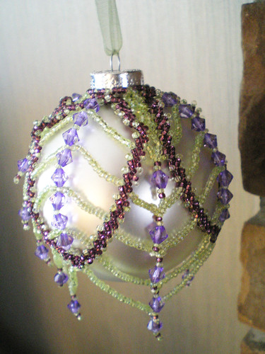 Russian Leaves Christmas Ornaments And Netted Christmas Ornaments