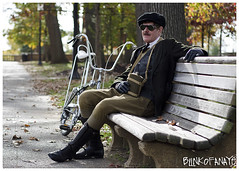 Dandies & Quaintrelles 2011 (Blinkofanaye) Tags: park fashion bike bicycle dc clothing ride malcolm time hill sunday style x november13 period meridian tweed wealth malcolmxpark dandies meridianhillpark 2011 leasure physicalappearance quaintrelles november132011 ahrefhttpenwikipediaorgwikidandyrelnofollowdandiesaandquaintrellesdctweedridesunday2011november132011meridianhillparkmalcolmxparkpassionstyle
