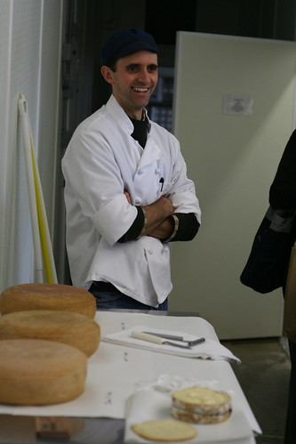 andy hatch uplands cheese co.