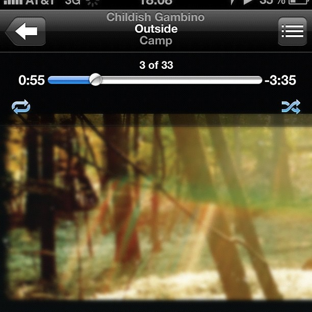What yall know bout CHILDISH GAMBINO?