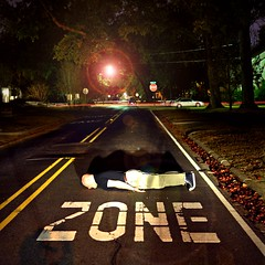 Z is for Zone (Studio d'Xavier) Tags: night square nocturnal z 365 alphabet nocturne zone facedown inthezone 500x500 365days hip2bsquare 319365 facedowntuesday 3652011 november152011