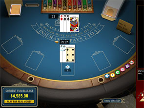 Royale Blackjack