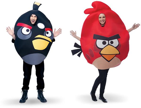 Fantasias Angry Birds