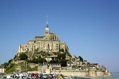 Mont Saint-Michel / Мон Сан Мишел (mitko_denev) Tags: france heritage abbey unesco normandy montsaintmichel франция юнеско абатство монсанмишел