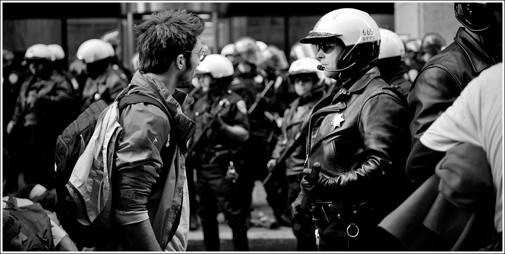 320 of 365 - Occupy San Francisco Protest