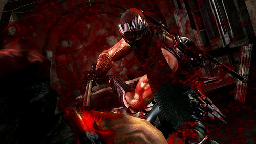 Ninja Gaiden 3 - Slicing & Dicing