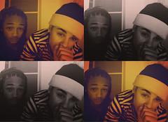 Justin Bieber and Jaden Smith (BiebsCutiex3) Tags: justin smith jaden bieber