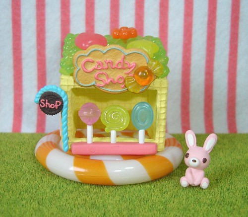 Re-ment Hello Kitty Stationery #10 Pencil Pot /& Writing Board