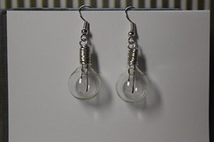 lights earrings (vikafogallery) Tags: