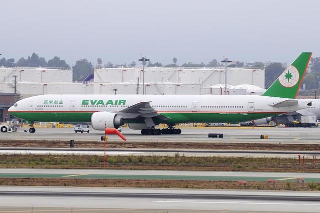 EVA AirBoeing 777-35E/ER (B-16705)