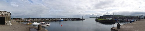 Carnlough Harbour