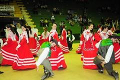 ROS_0713 (roseanebarbianfotografia) Tags: rs domingo ctg ijui vestidovermelho dançatradicional enart roseanebarbian campodosbugres rendasbrancas 13ºgrupo ijuicom