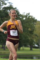 "2011 Griak - Div 1 Womens 6 K Cross Country WCC Sept 24 - 736 (MNIrisguy) Tags: 6 fall college sports k minnesota sport race 1 university running run womens september cc 24 meter xc division athlete distance mn 6000 collegiate d1 kilometer compete 2011 ""cross country"" griak"