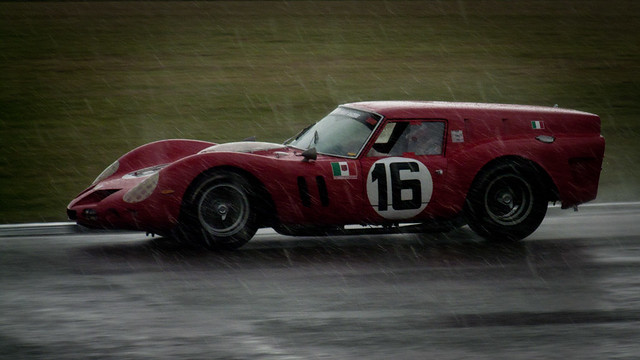2011 Goodwood Revival: Ferrari 'Breadvan'
