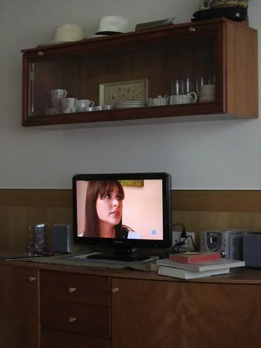 Eva Luna en el salón by JoseAngelGarciaLanda