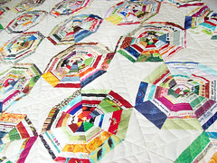 QD Spiderweb (farbstoff-bridge) Tags: long arm quilting