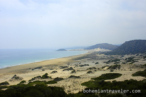 Golden Sands Beach on the Karpas Peninsula