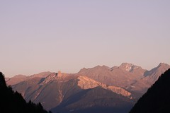 Alpes valaisannes (Elysium 2010) Tags: sunset mountains nature landscape verbier montfort pierreavoi alpesvalaisannes