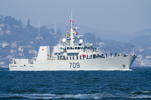 Fleet Week Parade of Ships and Airshow