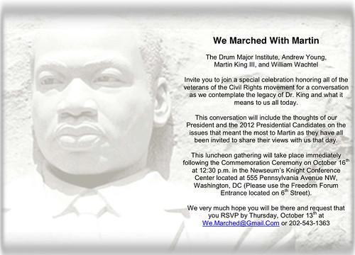 MLK Invite