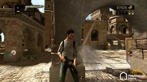 PS Home: Uncharted Fortune Hunter