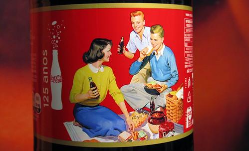 Coca-Cola 125 Anos 2,25 L art Serie de outubro 2011 Brasil by roitberg
