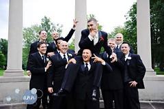 Matt + Amanda (Corey Ann) Tags: wedding ohio cleveland groomsman oberlin oberlincollege