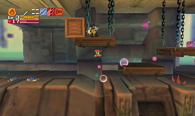 Cave Story 3D - Labyrinth 5