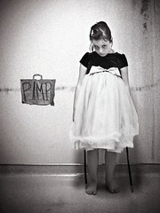 pimp sign magic (pimpdisclosure) Tags: blackandwhite bw film kid dress daughter chloe gritty anger revenge pimp pissed pimpexposure thehatchronicles pimpsign pimpdisclosure pimpweek thecowboyisgoingtogetfuckedup