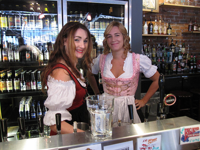 CAMRA Oktoberfest and Harvestfest