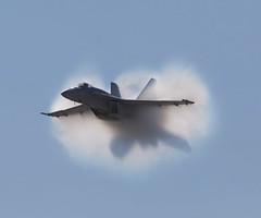 F/A-18E Super Hornet (Bill Jacomet) Tags: field wings texas over houston airshow ellington 2011