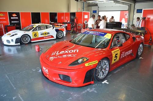 Campeonato de España Iber GT 2011 Circuito de Jerez
