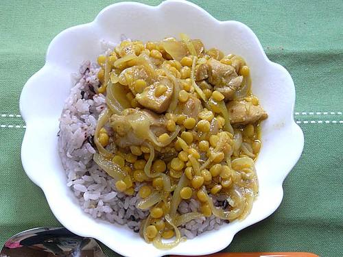 2011年10月16日の昼ご飯