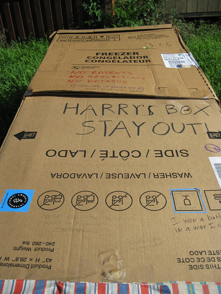 Harrys Box