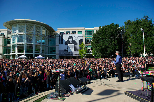 October 19 Employee Celebration of Steve Jobs